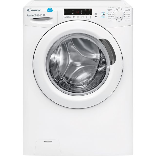 Candy Smart CSW658D 8Kg / 5Kg Washer Dryer with 1600 rpm - White - A Rated