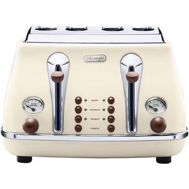 Best Prices Amp Deals For De Longhi Icona Vintage Ctov4003