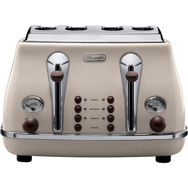 De'Longhi Icona Vintage Toaster review