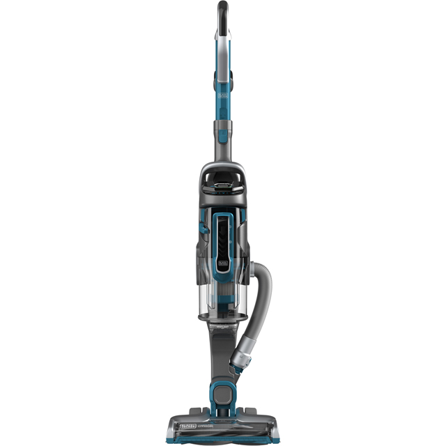 Black & Decker Multipower Pro CUA525BH-GB Cordless Vacuum Cleaner with up to 60 Minutes Run Time