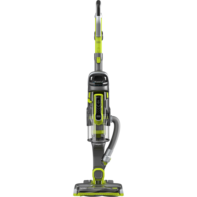 Black & Decker Multipower Allergy CUA525BHA-GB Cordless Vacuum Cleaner with up to 60 Minutes Run Time