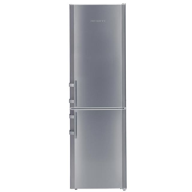 Liebherr 60/40 Fridge Freezer - Stainless Steel - A++ Rated