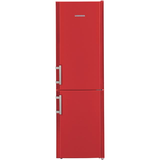 Liebherr 60/40 Fridge Freezer - Red - A++ Rated