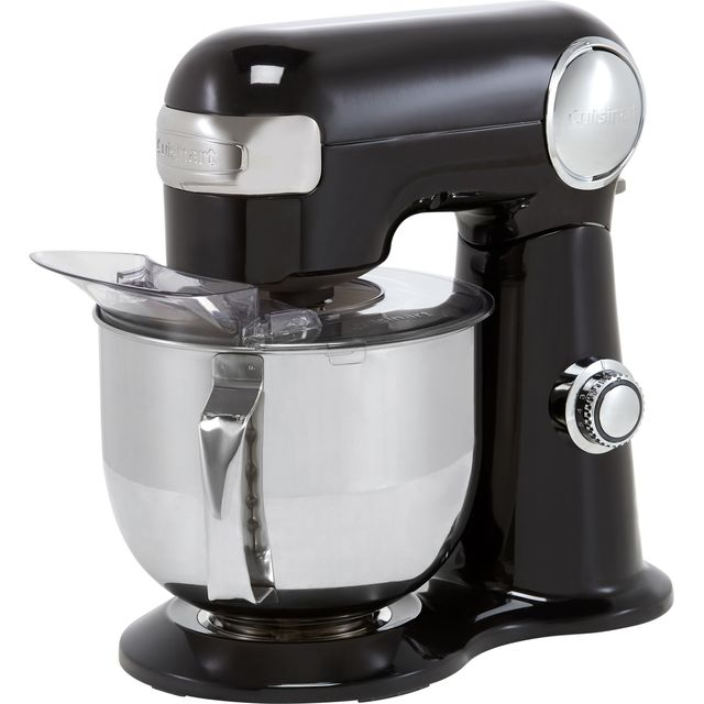 Image of Cuisinart SM50BU Stand Mixer with 5.2L Litre Bowl - Black