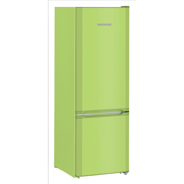 Liebherr CUkw2831 70/30 Frost Free Fridge Freezer - Green - A++ Rated - CUkw2831_GR - 1