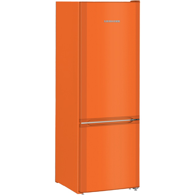 Liebherr CUno2831 70/30 Frost Free Fridge Freezer - Orange - A++ Rated - CUno2831_OR - 1