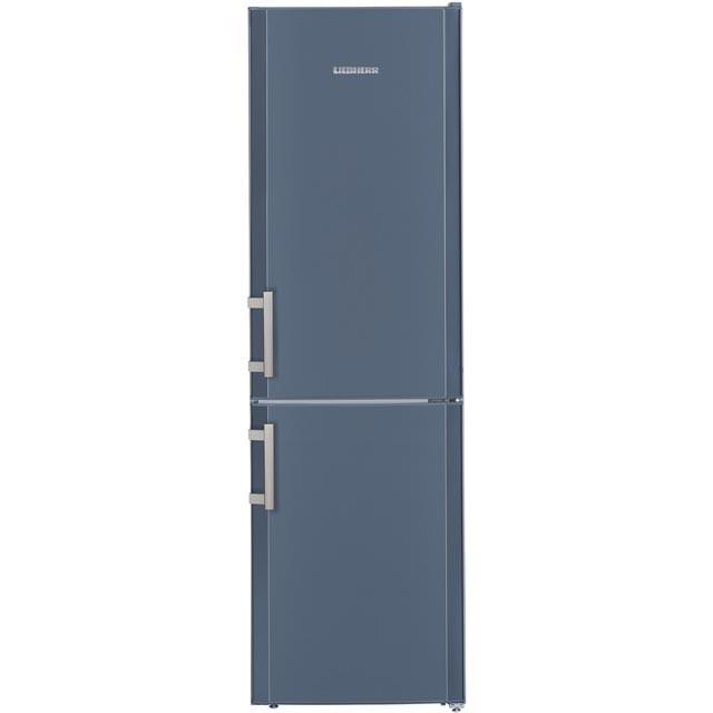 Liebherr 60/40 Fridge Freezer - Blue - A++ Rated
