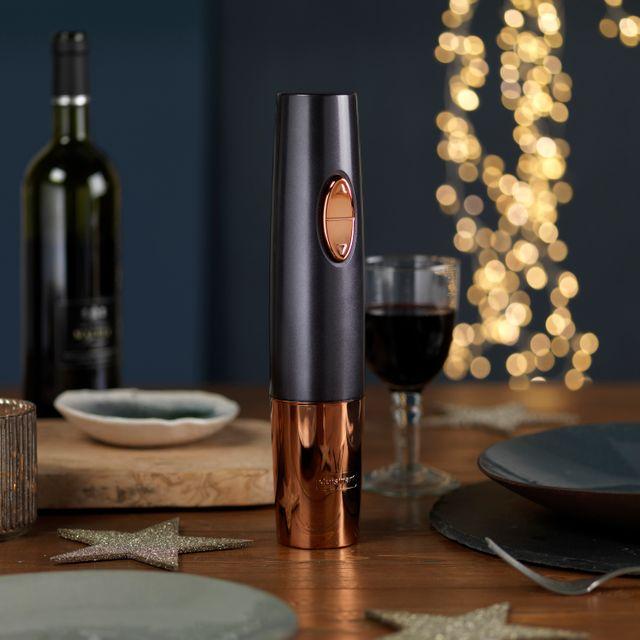 Cuisinart CWO50U Style Collection Wine Bottle Opener - Grey