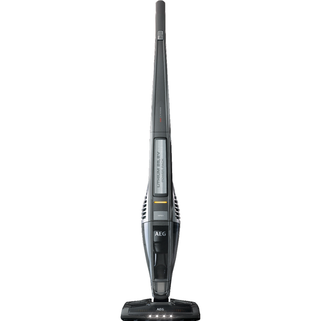 AEG Power CX8-60TM Cordless Vacuum Cleaner with up to 60 Minutes Run Time