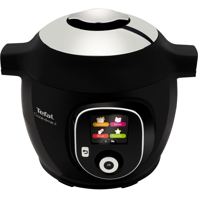 Tefal  Cook4Me+ Multi Cooker in Black