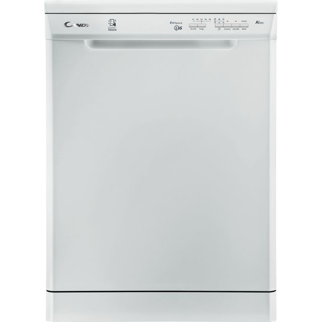 Candy Brava CYF6F52LNW Standard Dishwasher - White - A+ Rated
