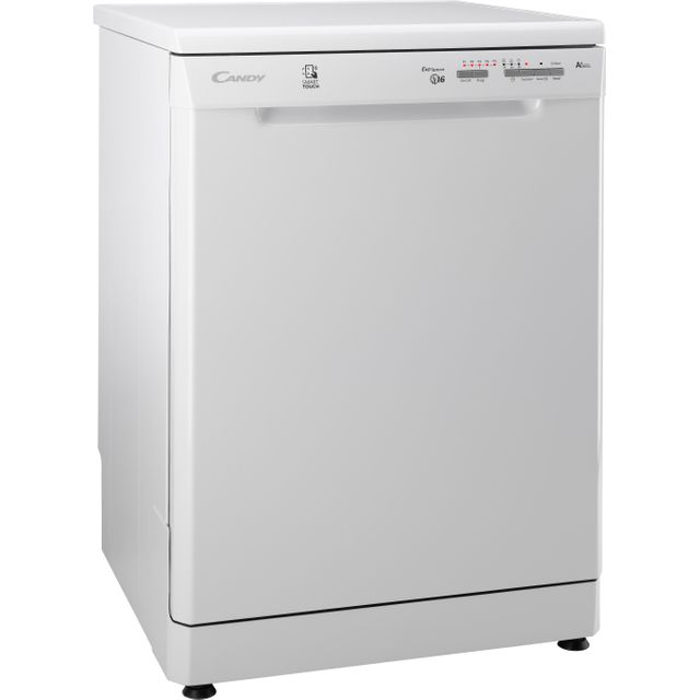 Candy Brava CYPN1L670SW Standard Dishwasher - White - A+ Rated