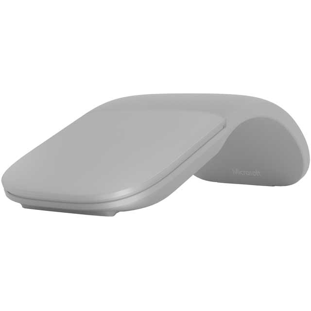 Microsoft Surface Arc CZV-00002 Mouse - Grey - CZV-00002 - 1
