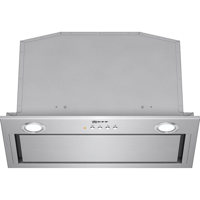 NEFF N50 D55MH56N0B 52 cm Canopy Cooker Hood - Stainless Steel - C Rated