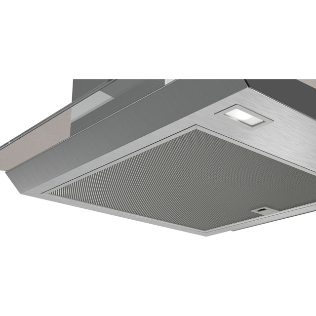 NEFF N50 D64AFM1N0B Built In Chimney Cooker Hood - Stainless Steel - D64AFM1N0B_SS - 3