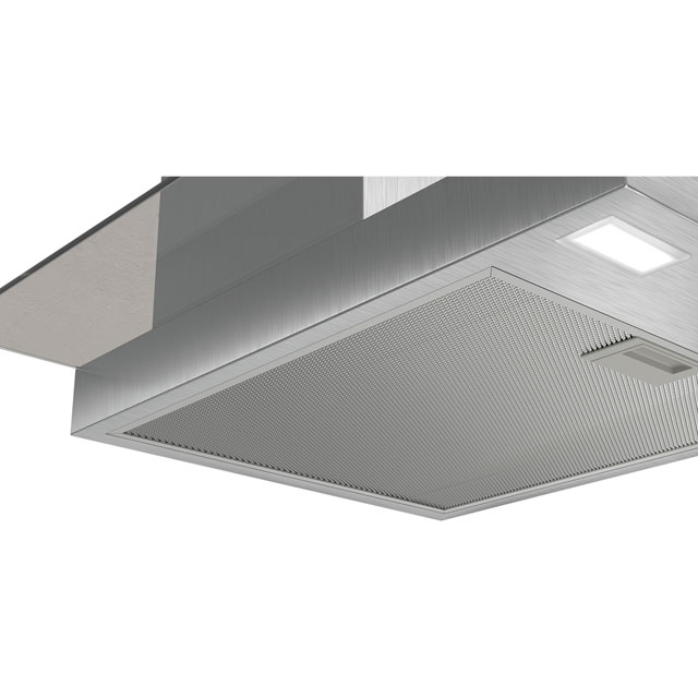 NEFF N30 D64GBC0N0B Built In Chimney Cooker Hood - Stainless Steel - D64GBC0N0B_SS - 3