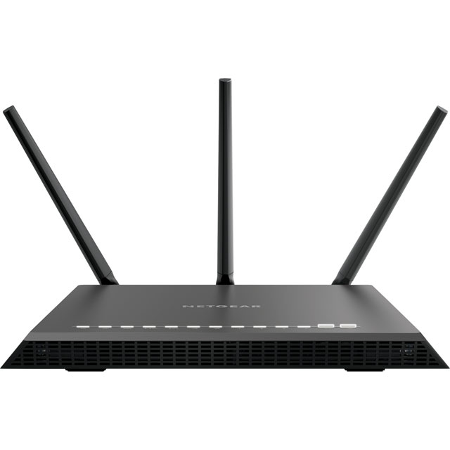 Netgear D7000 D7000-200UKS Routers & Networking in Black