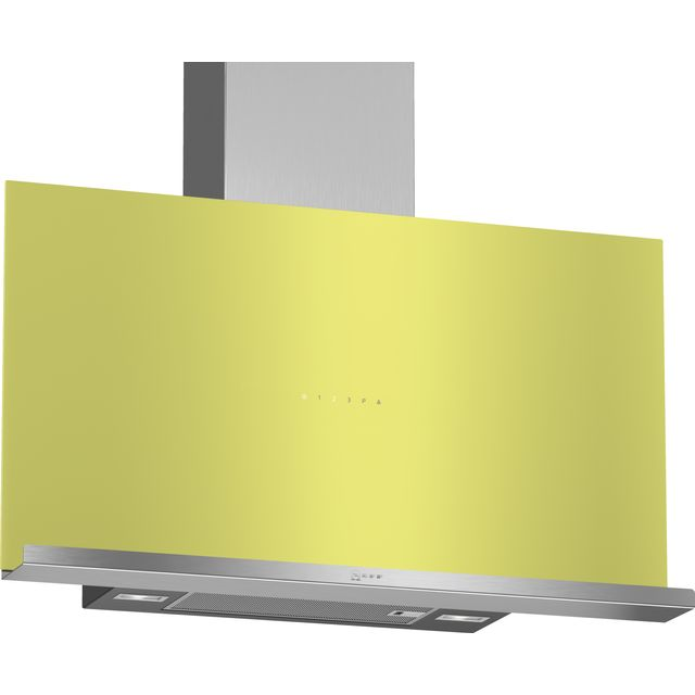 NEFF N70 D95FRM1G0B Built In Chimney Cooker Hood - Green - D95FRM1G0B_GR - 1