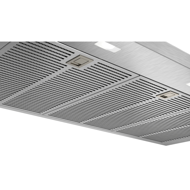 NEFF N90 D96BMV5N5B Built In Chimney Cooker Hood - Stainless Steel - D96BMV5N5B_SS - 4