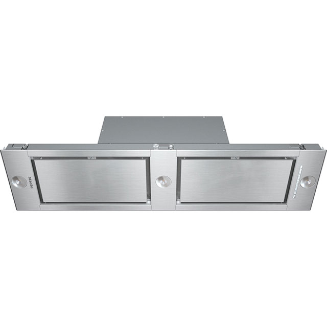 Miele DA2628SS 120 cm Canopy Cooker Hood - Stainless Steel - A+ Rated - DA2628SS_SS - 1