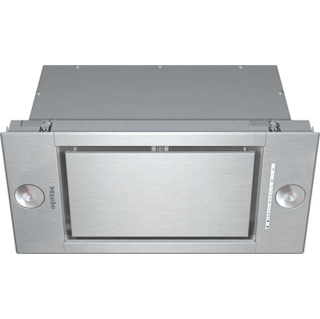 Miele DA2660 60 cm Integrated Cooker Hood - Stainless Steel - A Rated - DA2660_SS - 1