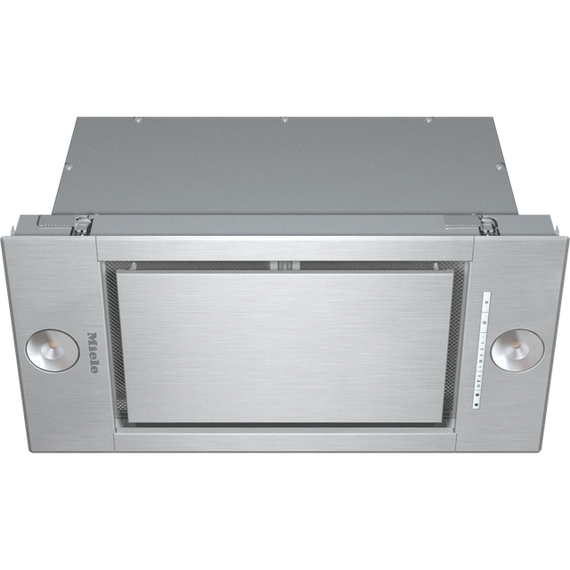 Miele DA2668SS 58 cm Canopy Cooker Hood - Stainless Steel - A+ Rated - DA2668SS_SS - 1