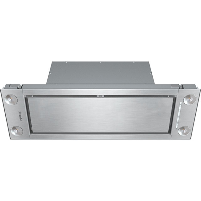 Miele DA2698SS 90 cm Canopy Cooker Hood - Stainless Steel - A+ Rated - DA2698SS_SS - 1