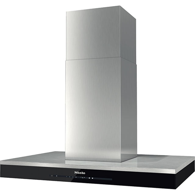 Miele DA6698DCLST Wifi Connected 90 cm Island Cooker Hood - Clean Steel - A++ Rated - DA6698DCLST_CS - 1