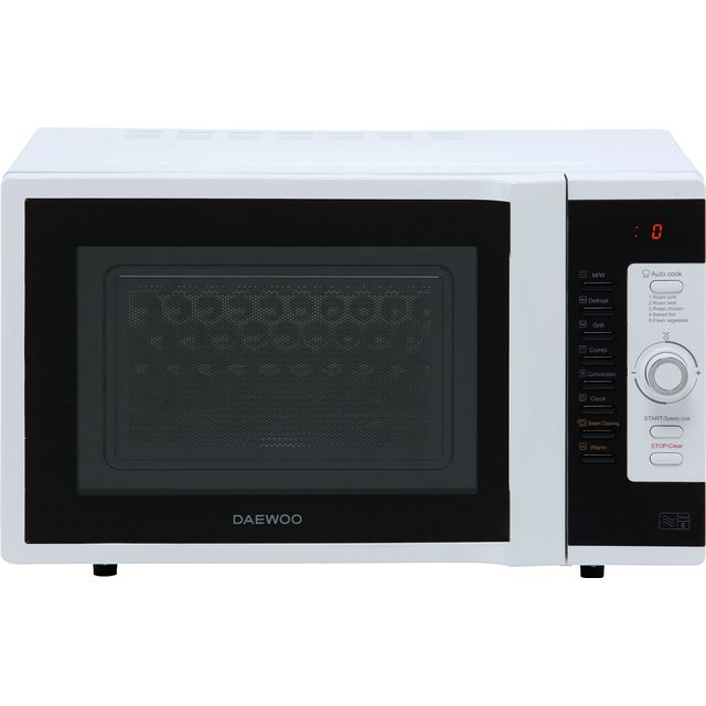 Daewoo KOC9C0TR 28 Litre Combination Microwave Oven - White