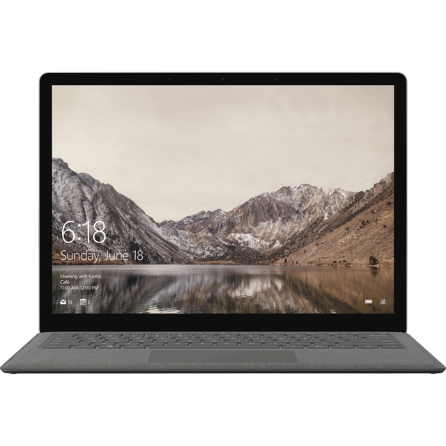 "Microsoft Surface Laptop 13.5"" Laptop - Gold - DAJ-00023 - 1"