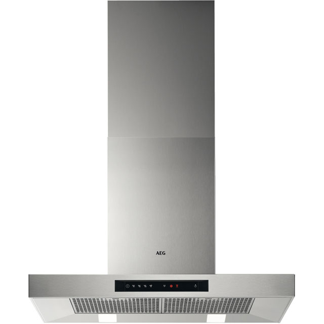AEG DBB5760HM 70 cm Chimney Cooker Hood - Stainless Steel - A Rated - DBB5760HM_SS - 1