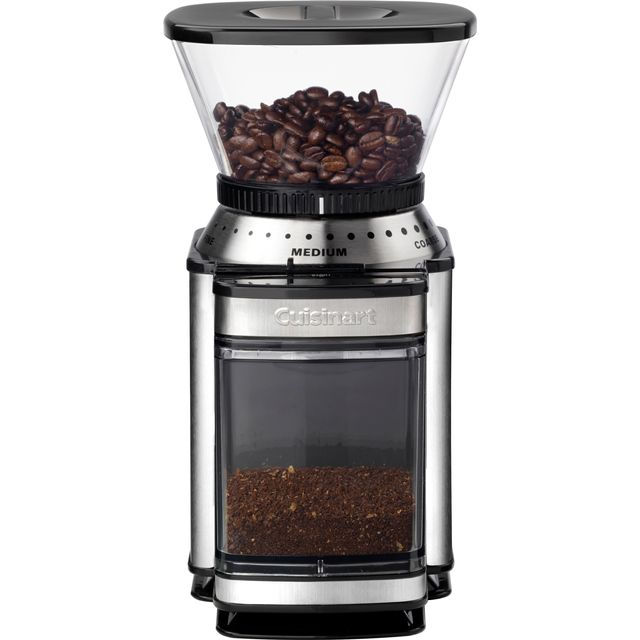 Cuisinart Coffee Grinder in Silver