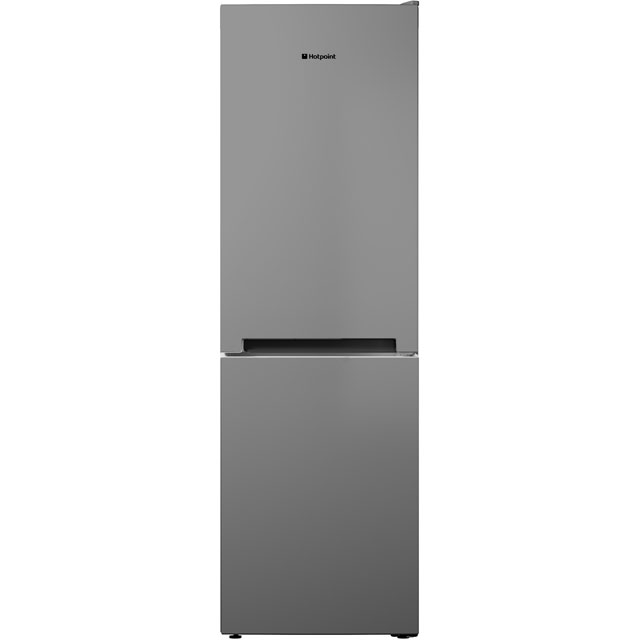 Hotpoint Day1 DC85N1G 60/40 Frost Free Fridge Freezer - Graphite - A+ Rated - DC85N1G_GH - 1
