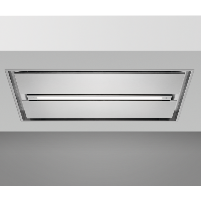AEG DCE5260HM 120 cm Ceiling Cooker Hood - Stainless Steel - A Rated