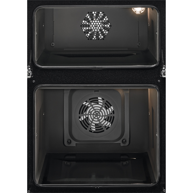 AEG DCE731110M Integrated Double Oven in Stainless Steel