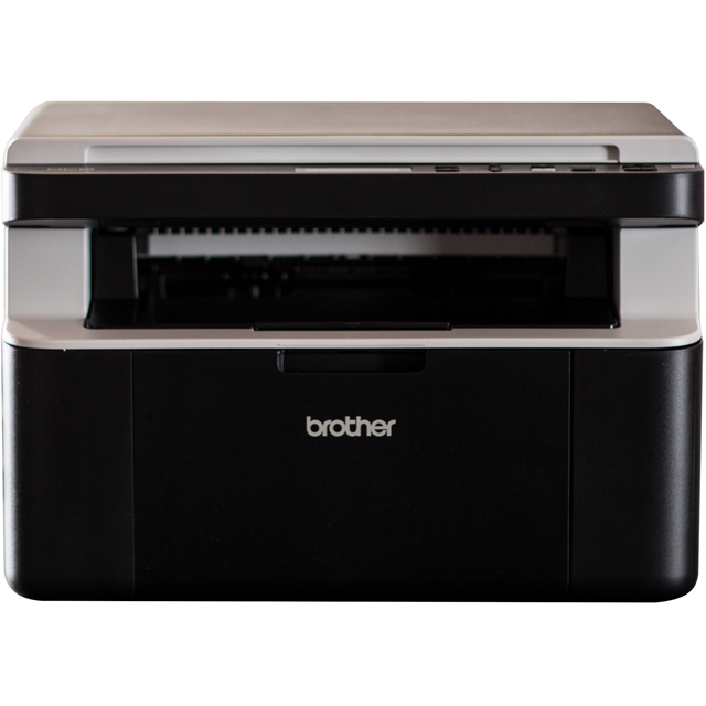 Brother DCP-1612W Laser Printer - Black