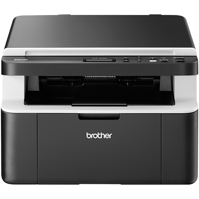 Brother DCP-1612W All In Box Laser Printer - Black