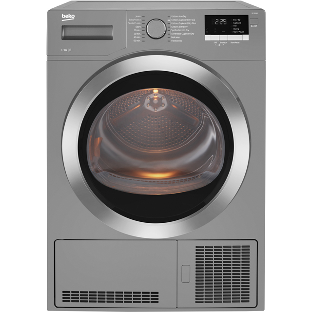 Beko DCY9316G 9Kg Condenser Tumble Dryer - Graphite - B Rated - DCY9316G_GH - 1