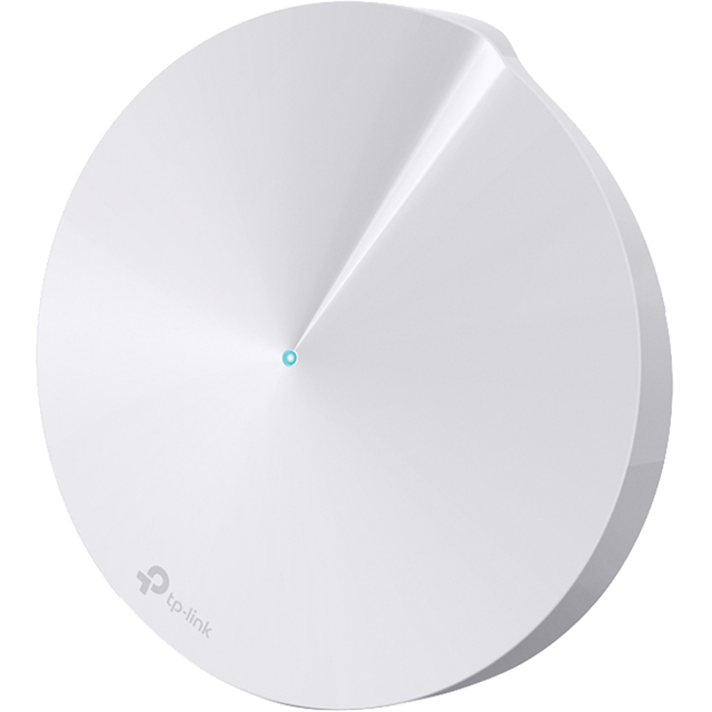 TP-Link Deco M5 (1-Pack) Deco M5 Routers & Networking in White
