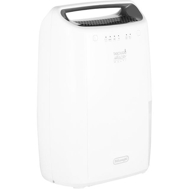 De'Longhi Tasciugo AriaDry Multi DEX14 Dehumidifier in White