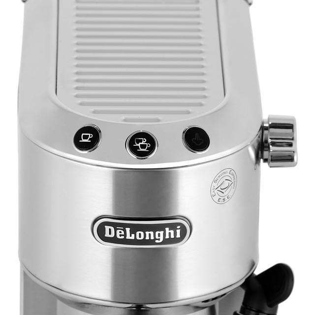 De'Longhi Dedica Traditional Pump EC685.M Espresso Coffee ...