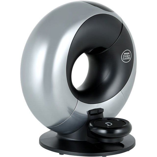 Dolce Gusto by De'Longhi Eclipse EDG736.S Pod Coffee Machine - Silver - EDG736.S_SI - 1