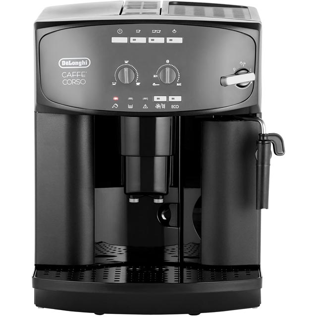 De'Longhi Caffe Corso ESAM2600 Bean to Cup Coffee Machine - Black