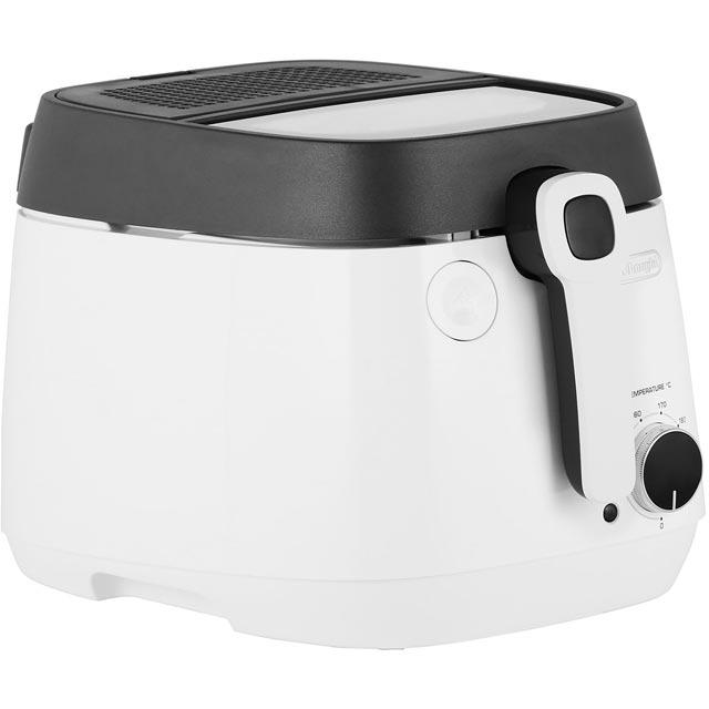 De'Longhi FS6025 Fryer in White