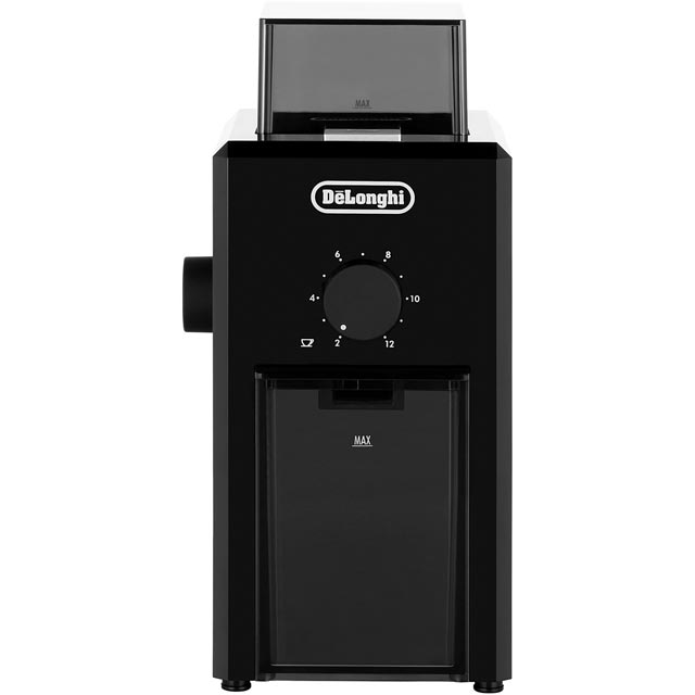 De'Longhi Coffee Grinder in Black