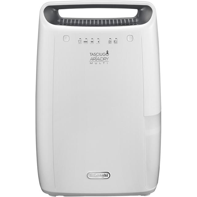 DeLonghi DEX214F Dehumidifier - White