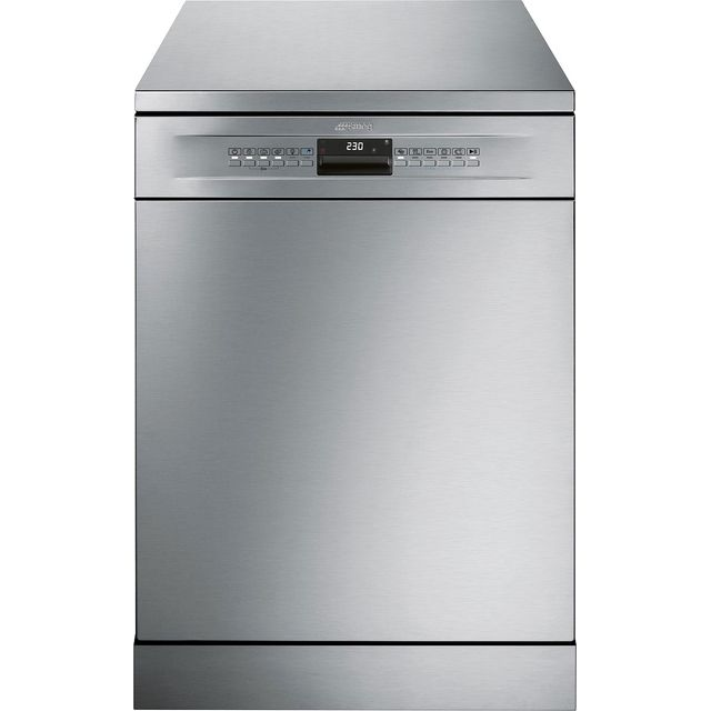 Smeg DF13TF3X Standard Dishwasher