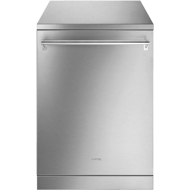 Smeg DFA13T3X Standard Dishwasher - Stainless Steel - A+++ Rated