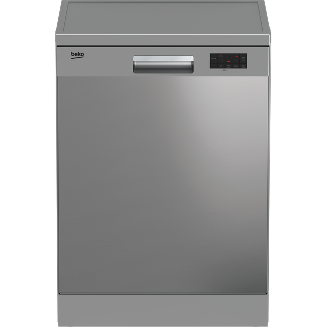 Beko DFN16430X Standard Dishwasher - Stainless Steel - A+++ Rated
