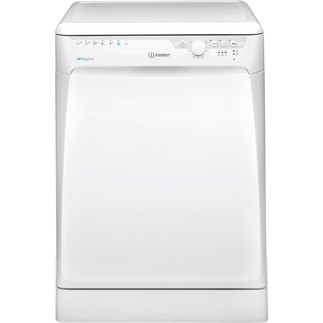 Indesit DFP27T96ZUK Standard Dishwasher - White - A++ Rated Best Price, Cheapest Prices